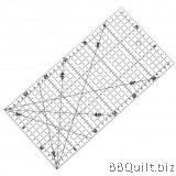 15*30cm Acrylic Quilting & Patchwork Ruler
