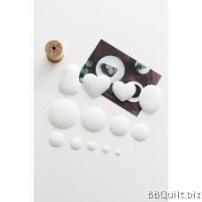 DIY Macaron Coin Purse Frames|Case|Base|Plastic Base
